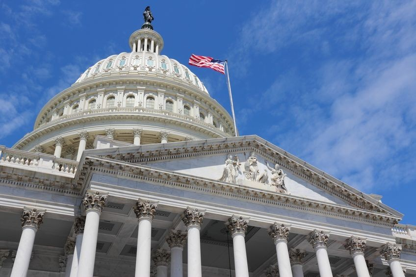 Capitol building. California state capitol. Sacramento.